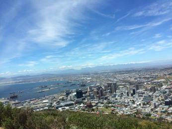 Way up to Signal Hill