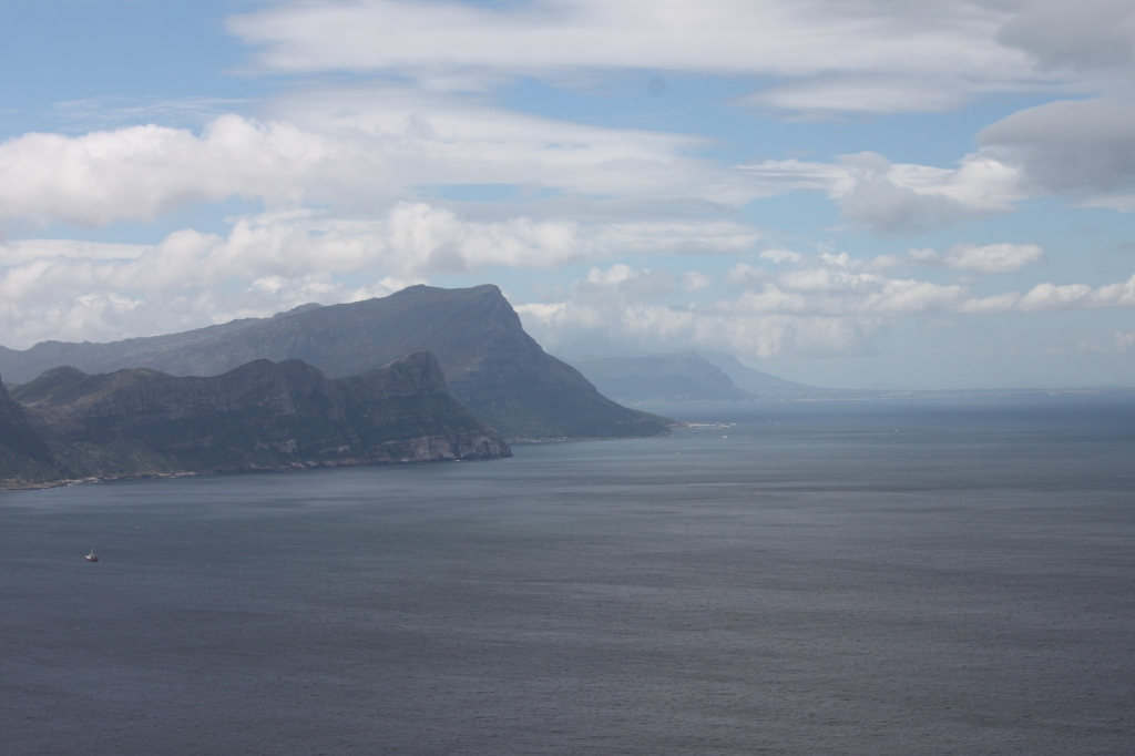 View from Two Oceans Restaurant