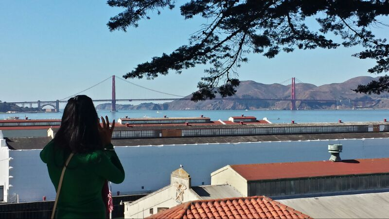 The Golden Gate - Walking Trail