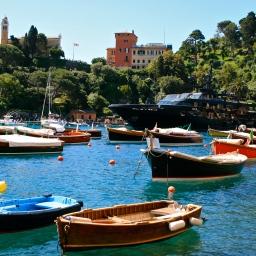 The Three G's of Portofino